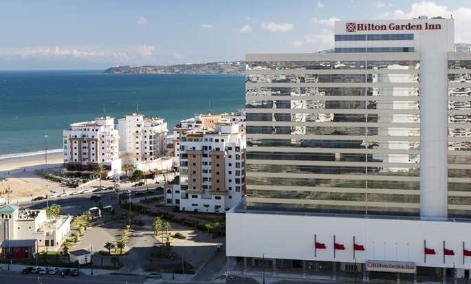 Hilton Garden Inn Tanger City Center hotel, Morroco - Exterior View