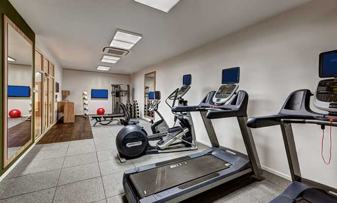 Hilton Garden Inn Davos hotel, Davos, Switzerland - Fitness Center