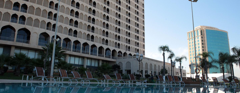Hilton Alger hotel, Algeria - Hilton Alger Exterior