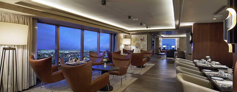 Ankara HiltonSA hotel, Turkey - Executive Lounge