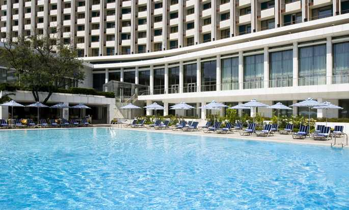 Hilton Athens hotel, Greece - Exterior and Pool