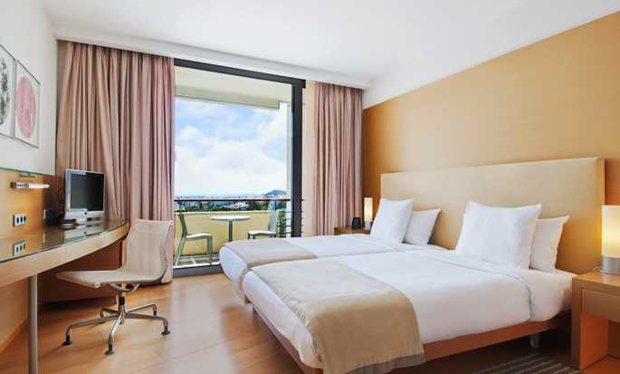 Hilton Athens hotel, Greece - Twin Guest Room