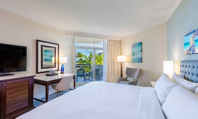 Hilton Aruba Caribbean Resort & Casino hotel, Aruba - New rooms - Ocean King Bed Room