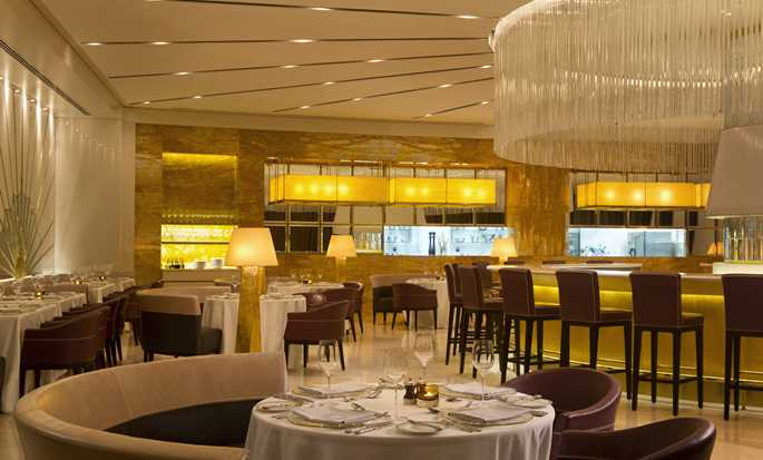 Hilton Capital Grand Abu Dhabi Hotel, UAE - Oro Restaurant
