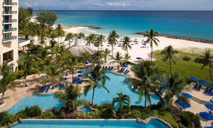 Hilton Barbados Resort, Barbados - Pools and Beach