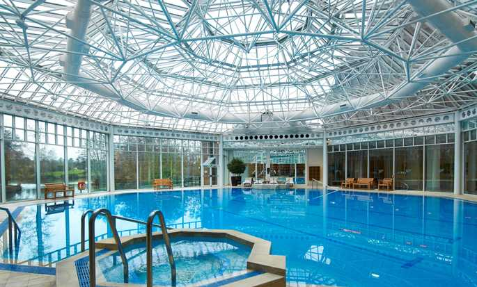 Hilton Birmingham Metropole, United Kingdom - Pool