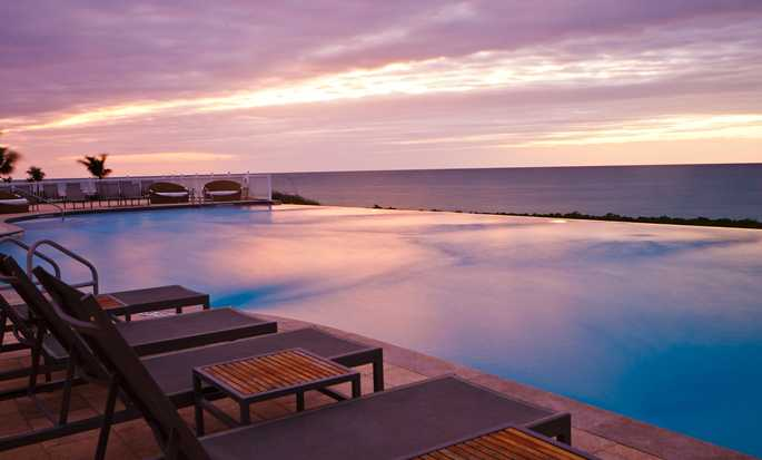 Hilton at Resorts World Bimini, Bahamas - Hotel Infinity Pool
