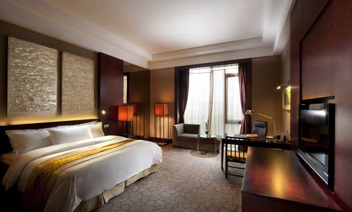 Hilton Beijing Capital Airport, China - King Executive Room