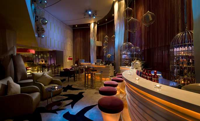 Hilton Beijing, China - Zeta Bar