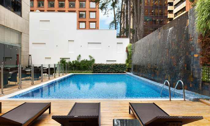 Hilton Bogota hotel, Colombia - Outdoor Pool