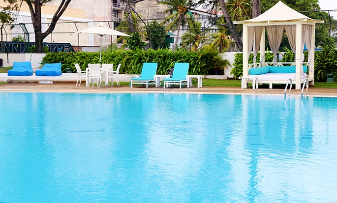 Hilton Colombo Hotel, Sri Lanka - Outdoor Pool