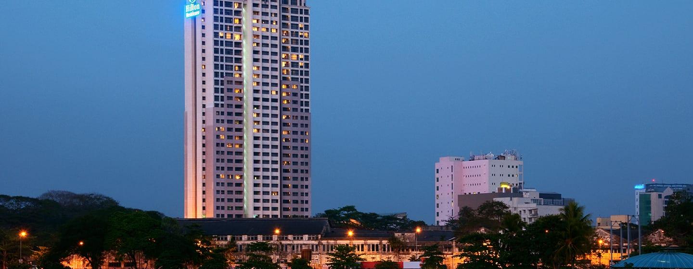 Hilton Colombo Residences hotel, Sri Lanka - Exterior