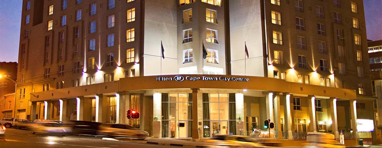 Hilton Cape Town City Centre - Hotel exterior