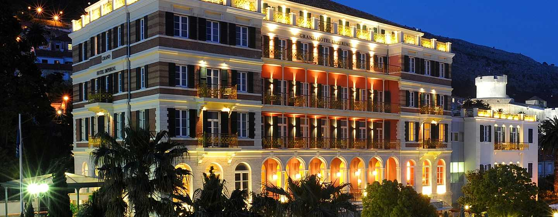 Hilton Imperial Dubrovnik hotel, Croatia - Exterior