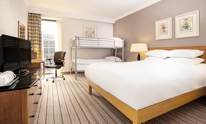 Hilton London Gatwick Airport, UK - Compact Family Room