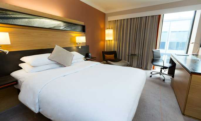 Hilton London Gatwick Airport, UK - Guest room