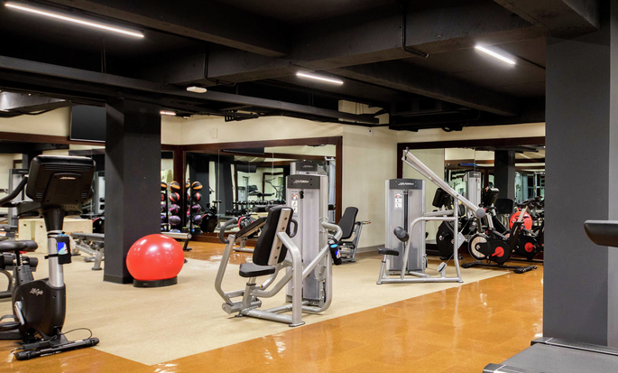 Hilton Guatemala City hotel, Guatemala - Fitness Center