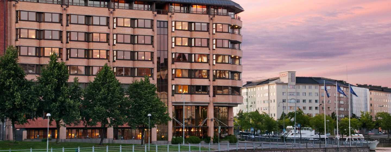 Hilton Helsinki Strand hotel, Finland - Hotel Exterior