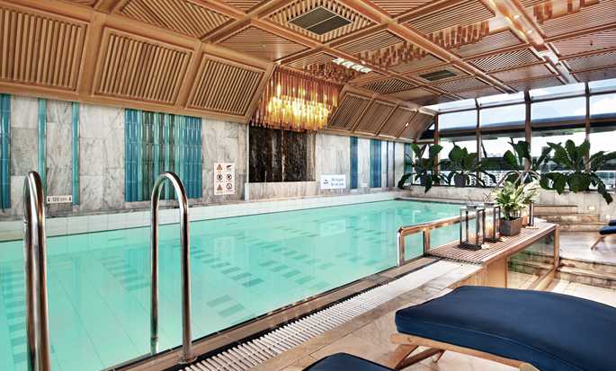 Hilton Helsinki Strand hotel, Finland - Top Floor Pool and Fitness Centre