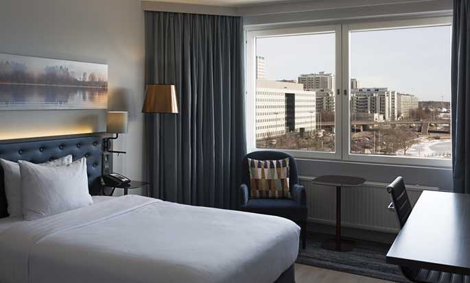 Hilton Helsinki Strand hotel, Finland - Single Guest Room Plus
