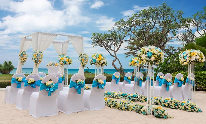 Hilton Phuket Arcadia Resort & Spa hotel, Thailand - Wedding ceremony