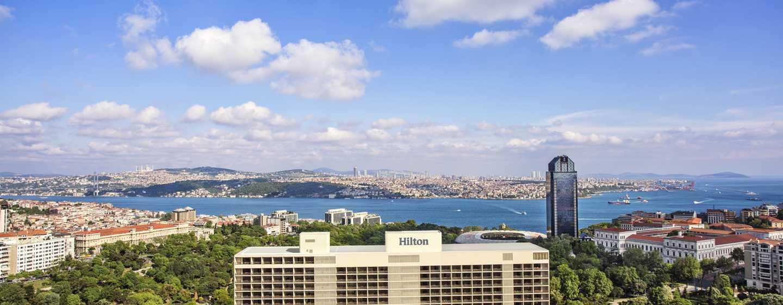 Hilton Istanbul Bosphorus, Turkey - Exterior