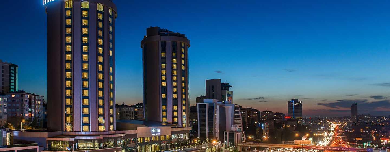Hilton Istanbul Kozyatagi, Turkey - Welcome to the Hilton Istanbul Kozyatagi!