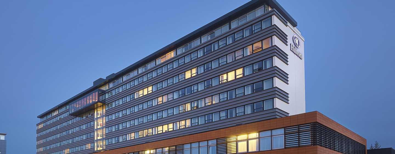 Hilton Reykjavik Nordica hotel, Iceland - Exterior View