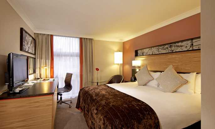 Hilton London Kensington, UK - Double Deluxe Room