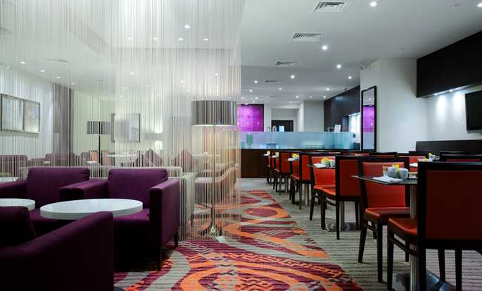 Hilton London Kensington, UK - Executive Lounge