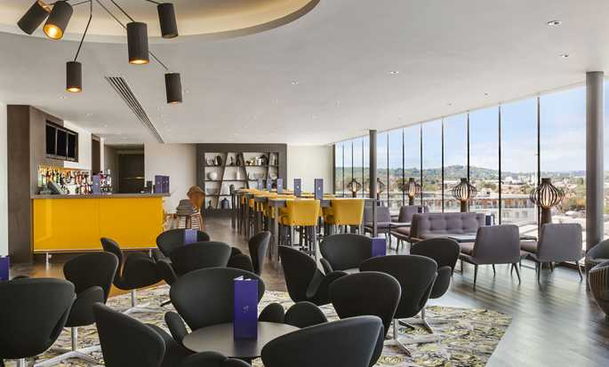 Hilton London Wembley hotel, UK - Sky Bar 9