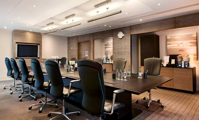 Hilton London Tower Bridge hotel, United Kingdom - Boardroom