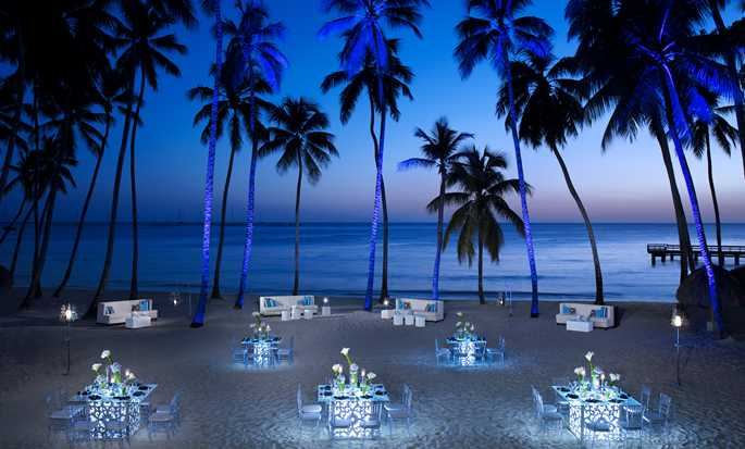 Hilton La Romana, an All-Inclusive Family Resort, Dominican Republic - Gala Beach Dinner