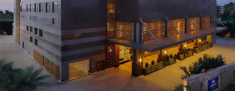 Hilton Chennai hotel, India - Hotel exterior