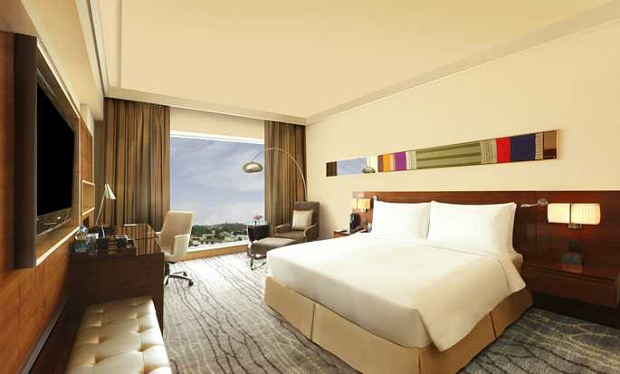 Hilton Chennai hotel, India - King Executive Room