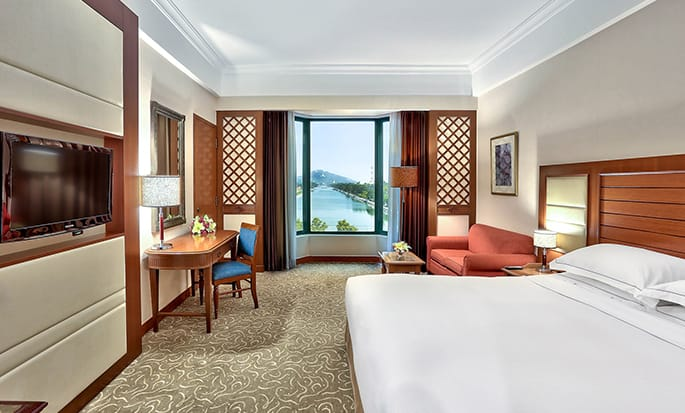 Hilton Mandalay, Myanmar - King Premium Room