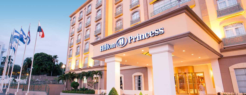 Hilton Princess Managua hotel, Nicaragua - Hotel Exterior