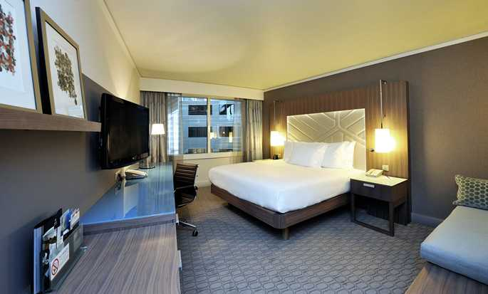 Hilton Paris La Defense hotel, France - King Guestroom