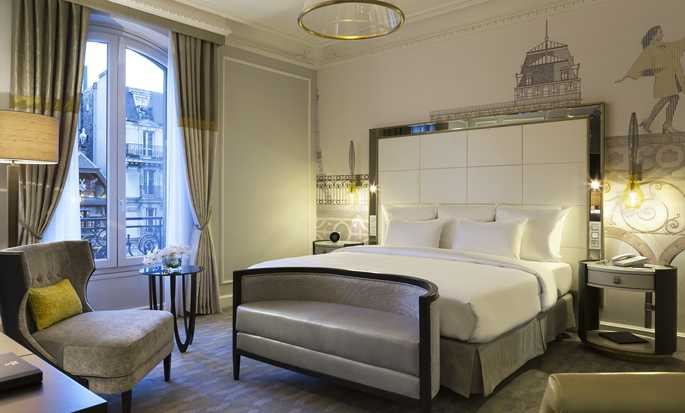 Hilton Paris Opera hotel, France - King Executive Room