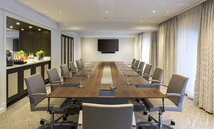 Hilton Paris Opera hotel, France - Boardroom