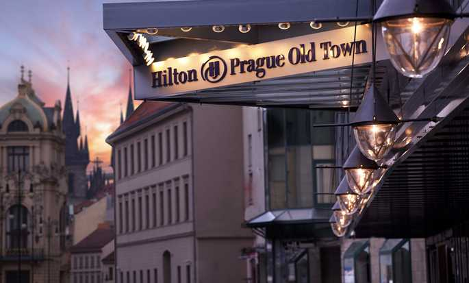 Hilton Prague Old Town hotel, Czech Republic - Hotel Exterior