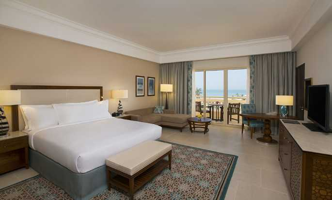 Hilton Al Hamra Beach & Golf Resort hotel, Ras Al Khaimah, UAE - Rooms