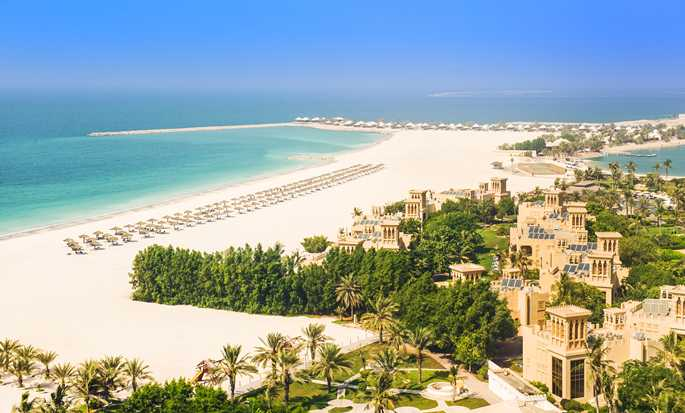 Hilton Al Hamra Beach & Golf Resort hotel, Ras Al Khaimah, UAE - Resort Overview