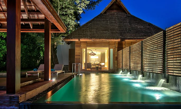 Hilton Ngapali Resort & Spa hotel, Myanmar - Ocean view Private Pool