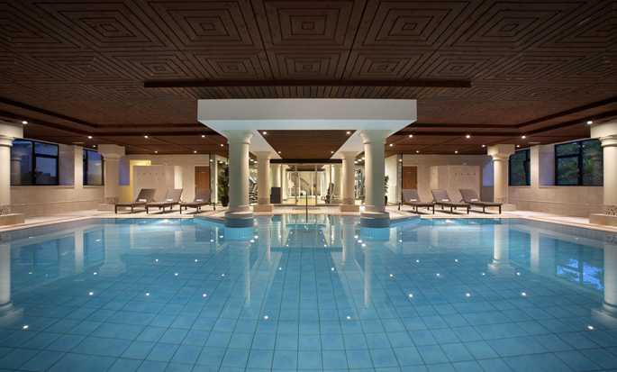 Hilton Royal Parc Soestduinen, Netherlands - Indoor Pool