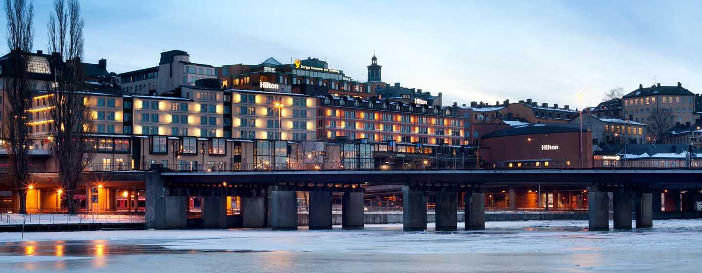 Hilton Stockholm Slussen, Sweden - Hilton Stockholm Slussen