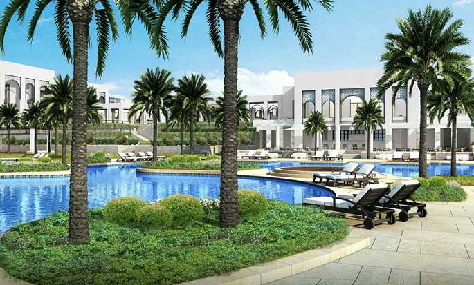 Hilton Tangier Al Houara Resort & Spa hotel, Morocco - Main Pool