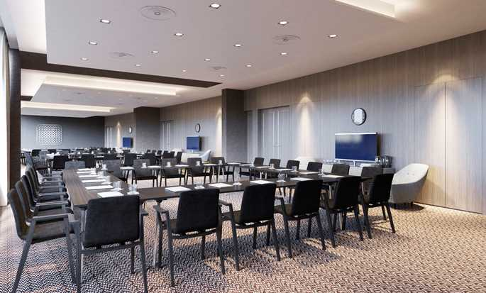 Hilton Tanger City Center Hotel & Residences hotel, Morocco - Meeting Room