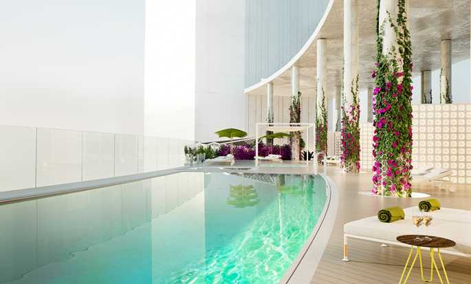 Hilton Tanger City Center Hotel & Residences hotel, Morocco - Pool