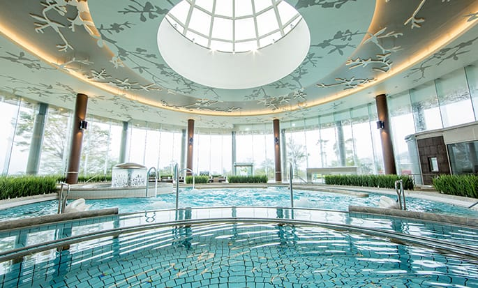 Hilton Odawara Resort & Spa hotel, Japan - Pool